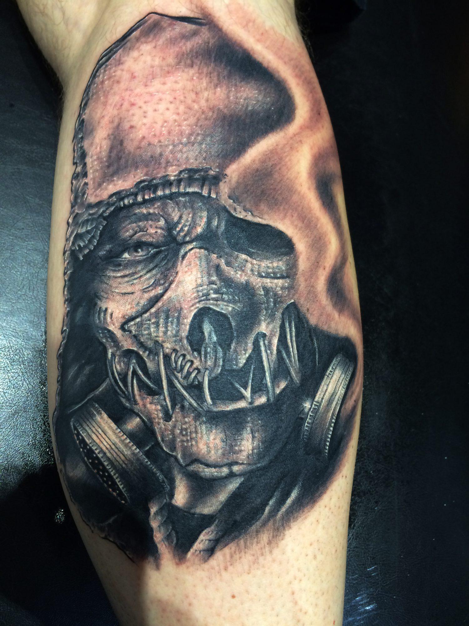 Walhalla Tattoo Piercing Hanau